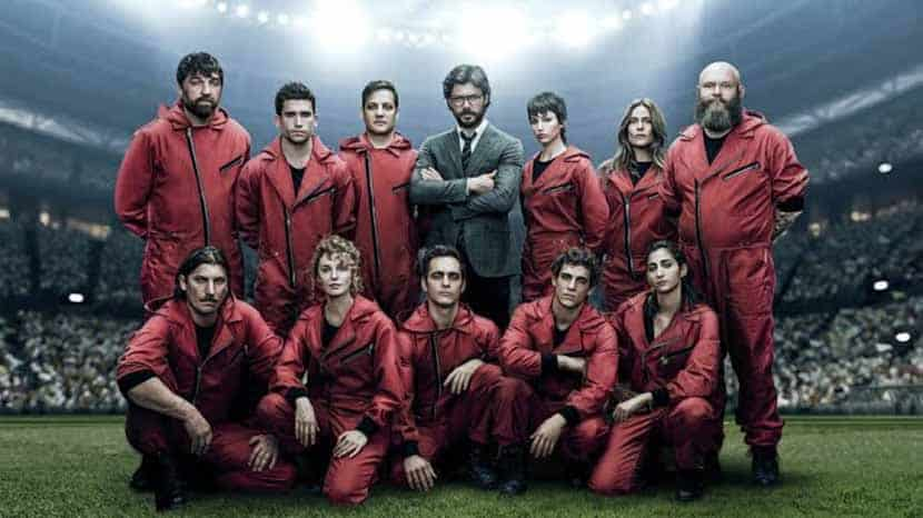 Money Heist Part 4